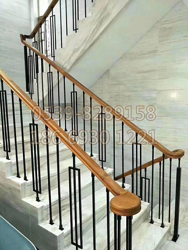铜、铝艺楼梯扶手 SY-05