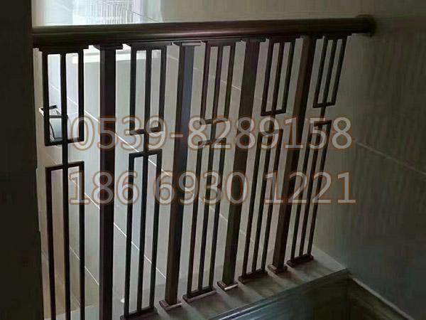 铜、铝艺楼梯扶手 SY-14